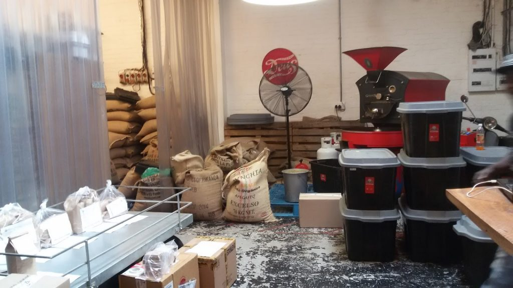cape town coffee culture slow food