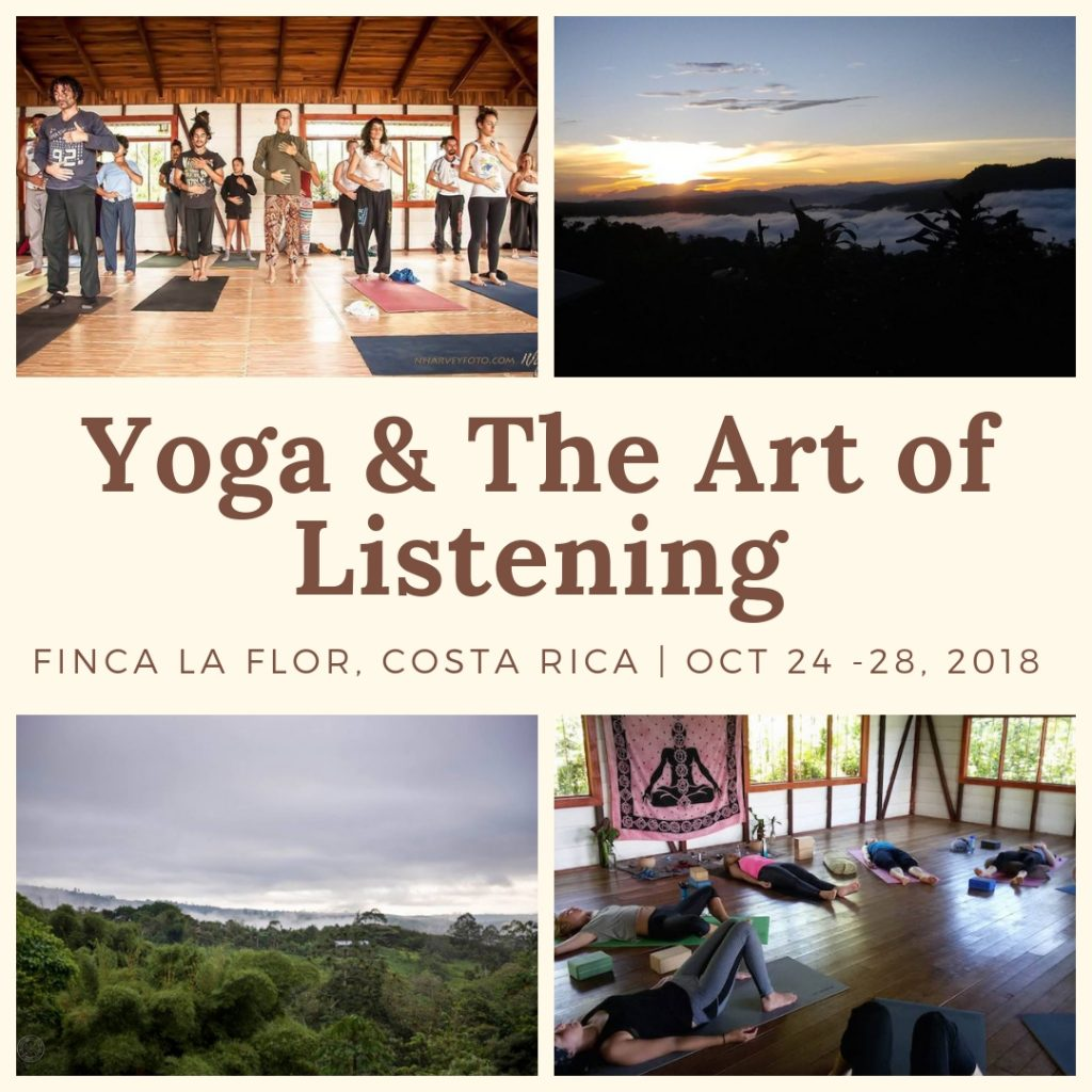 yoga retreats, toby israel, finca la flor, costa rica, transformational travel