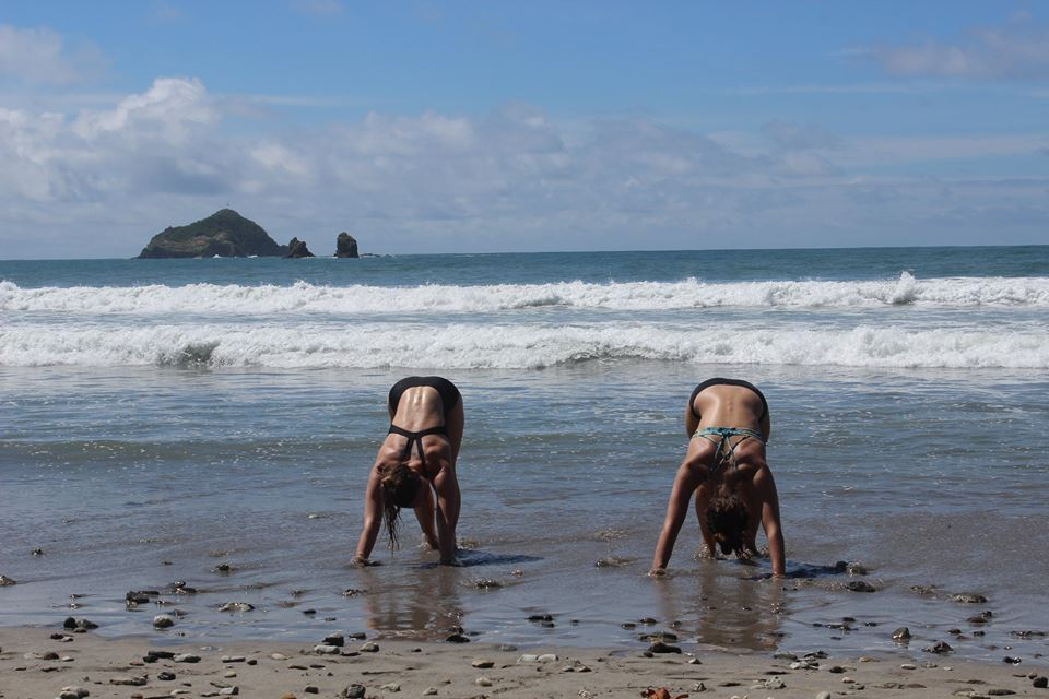 costa rica, peace, numundo, yoga