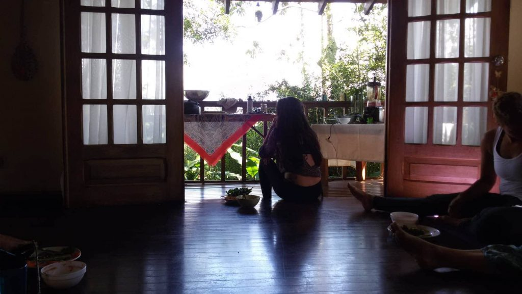 finca la flor, yoga retreat, transformation, costa rica, travel