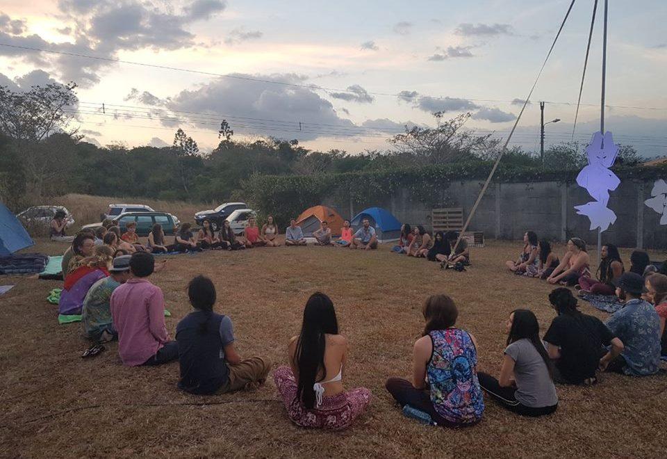 cacao ceremony, pura bliss microfestival